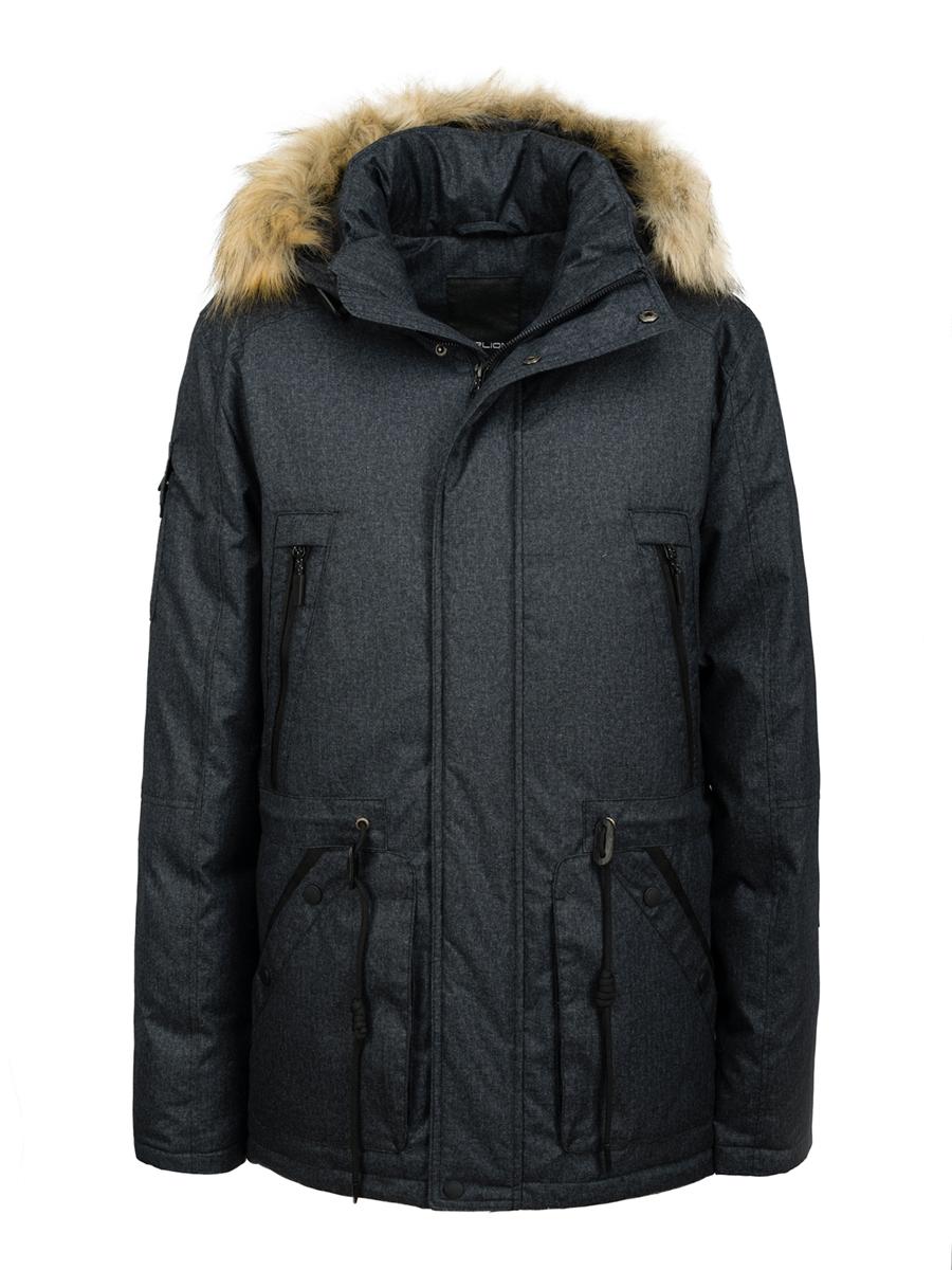 Куртка зимняя мужская Merlion MIKE (синий) цвет Синий купить в ... 0a0f66cb7d472